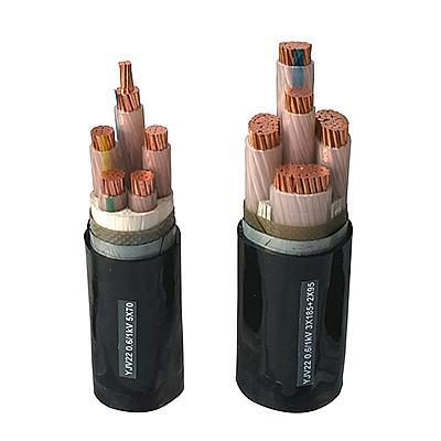 额定电压1kV和3kV交联聚乙烯绝缘电力电缆