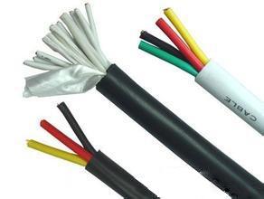 聚氯乙烯绝缘电缆   软电缆 (软线)